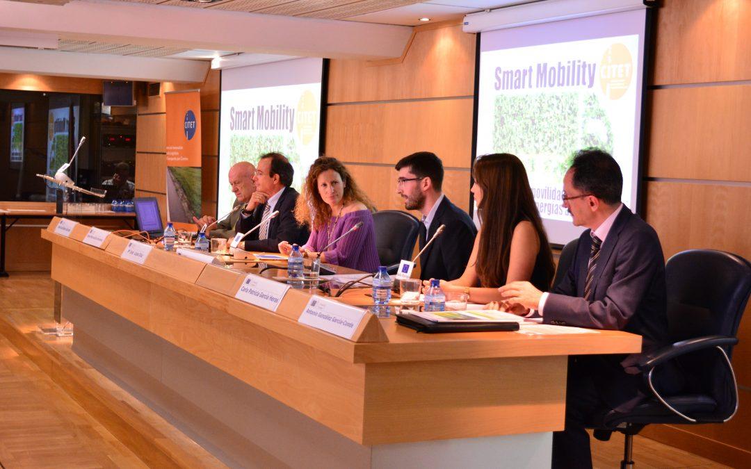 El Centro Español de Logística acompaña a CITET en su jornada sobre Smart Mobility
