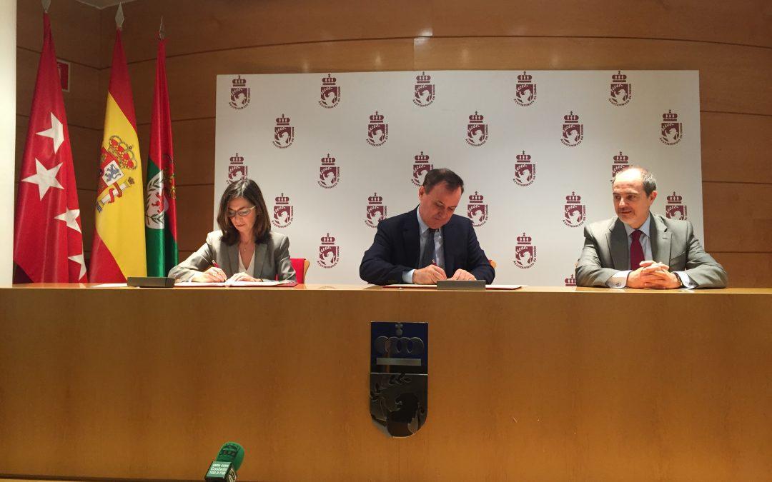 CEL renueva su compromiso con el Ayuntamiento de Coslada, enclave estratégico de la Actividad Logística