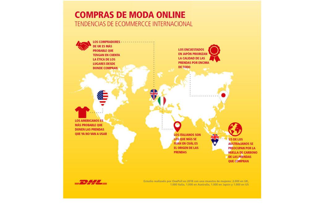 La moda y su paralelismo con el mundo de la logística según la encuesta a consumidores de DHL