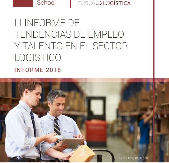 III Informe de Tendencias de Empleo y Talento en el sector Logístico
