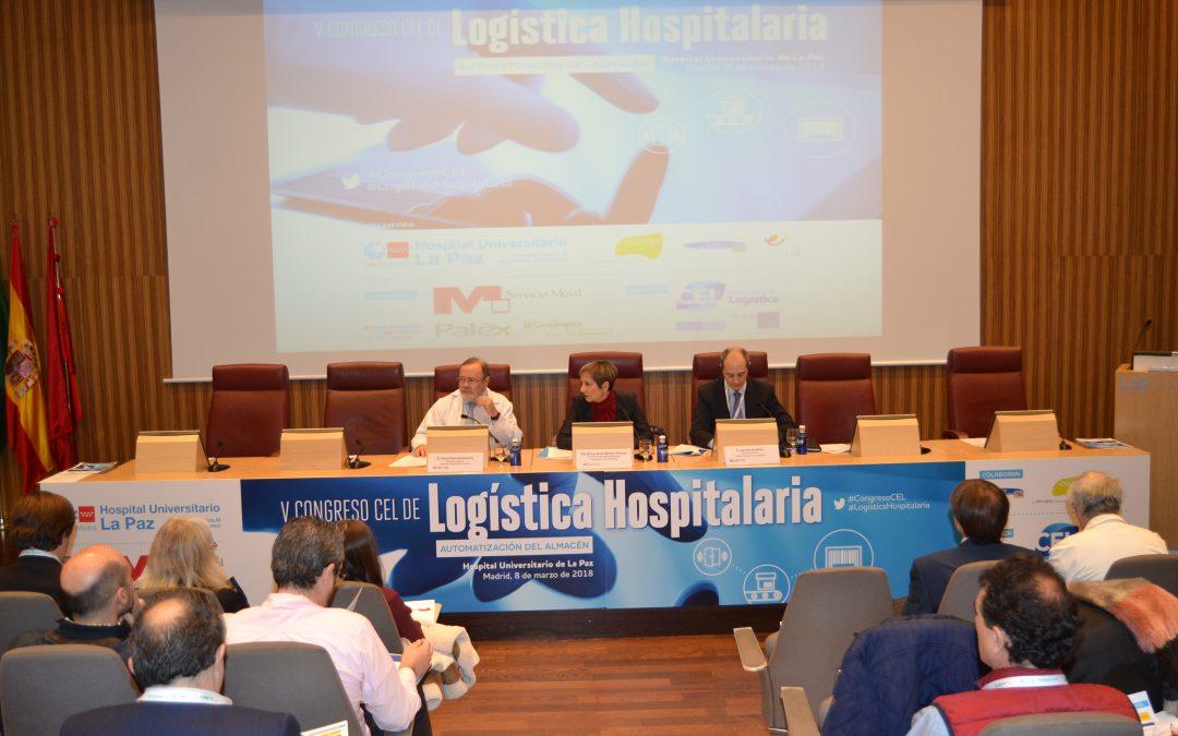 El V congreso CEL de logística hospitalaria. 37 organizaciones del ámbito sanitario han participado en la detección de los indicadores clave para la gestión de la logística hospitalaria