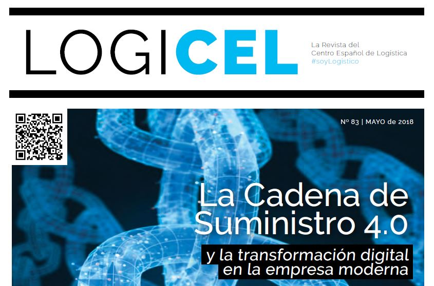 "LogiCEL No 83 ""Transformación Digital"""