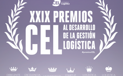 CONVOCADA LA EDICIÓN 29 DE LOS PREMIOS CEL AL DESARROLLO DE LA EXCELENCIA LOGÍSTICA