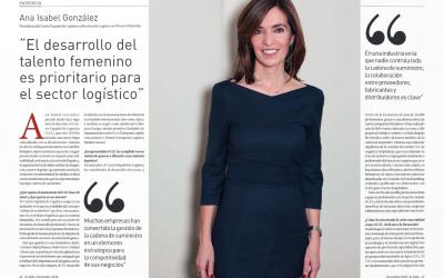 Entrevista a Ana González, presidente de CEL