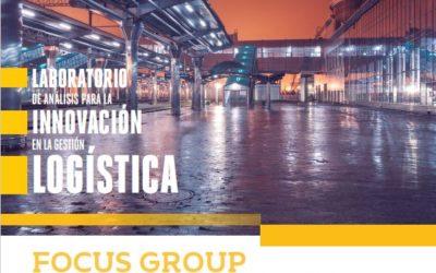 #INNOLABLOGÍSTICA: Primer Think Tank de Innovación en torno a las necesidades, retos y tendencias en el sector de la logística y el transporte y situación del emprendimiento