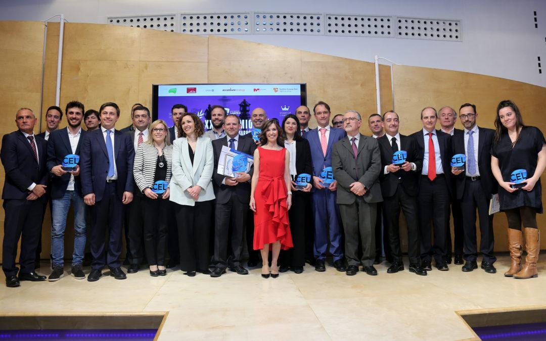 #PREMIOSCEL 2019. GANADORES DE LA EDICIÓN 29 AL DESARROLLO DE LA GESTIÓN LOGÍSTICA