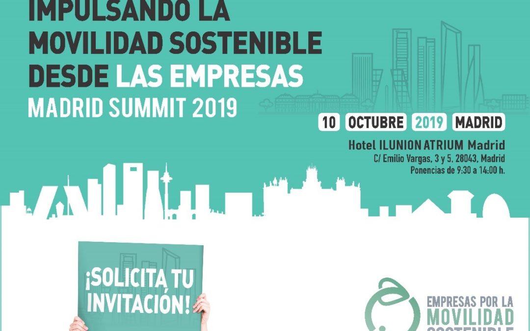 """EL CENTRO ESPAÑOL DE LOGíSTICA SE UNE A LA PLATAFORMA:  """"Empresas por la Movilidad Sostenible"""""""