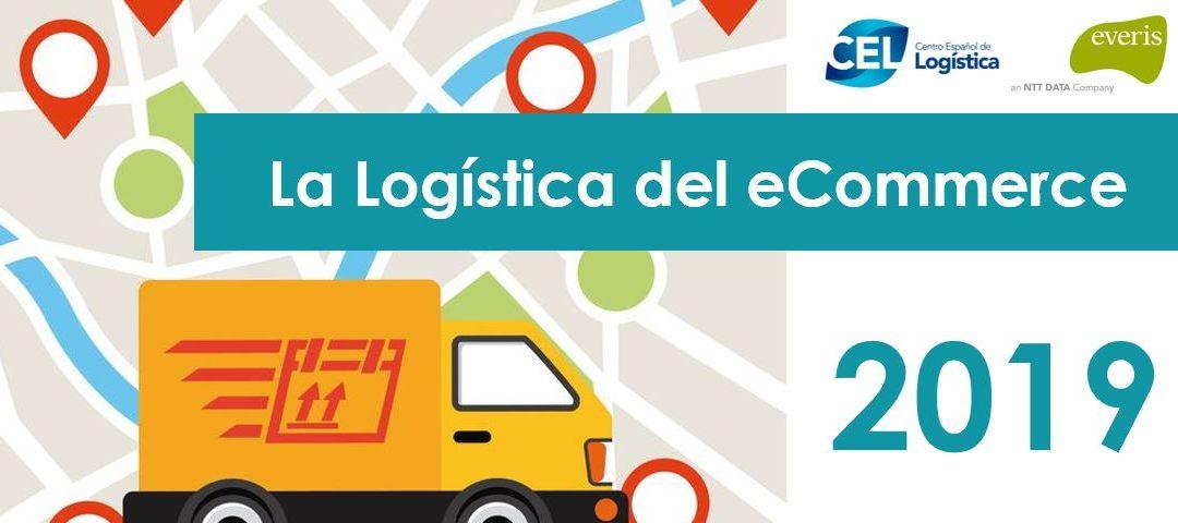 """PRESENTACIÓN DEL ESTUDIO  """"LA LOGÍSTICA DEL e-COMMERCE"""" EN LOGISTICS 2019"""