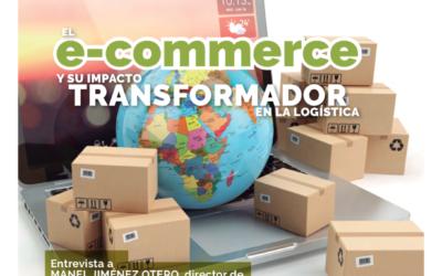 """LOGICEL No 87 """"EL eCommerce y su impacto innovador en la Logística"""""""