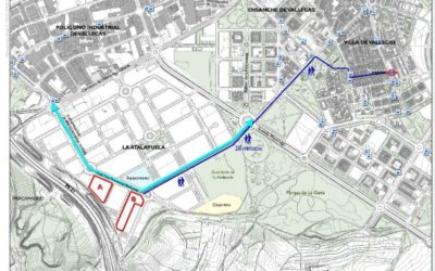 """Concurso """"Reinventing Cities"""" – Ayuntamiento de Madrid – Logística"""