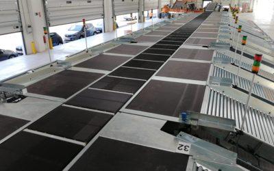 NACEX inaugura instalaciones de la mano de Siemens Logistics