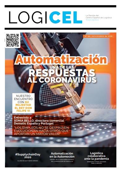 """LOGICEL No 88 """"Automatización: una de las respuestas al Coronavirus"""""""