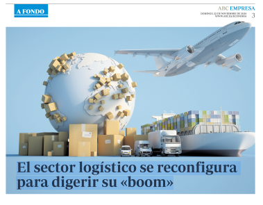 El sector logístico se reconfigura para digerir su «boom»