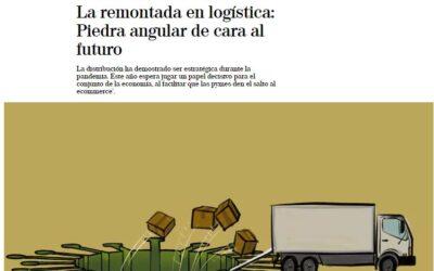 La remontada en logística: Piedra angular de cara al futuro