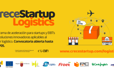 CreceStartup Logistics busca start-ups que mejoren la logística de las empresas