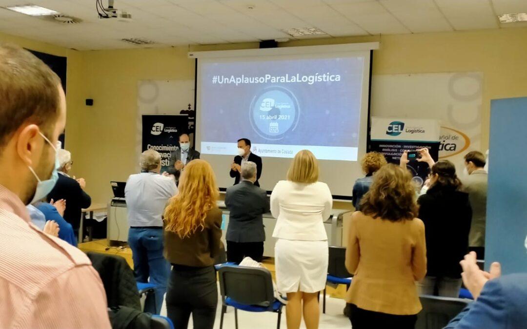Lanzamos la campaña #UnaplausoparalaLogística como reconocimiento a los profesionales del sector